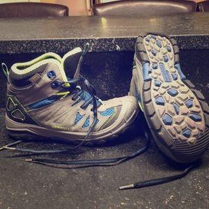 Boys Merrell Waterproof Hiking Boots